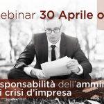 Nuove responsabilità dell'amministratore in caso di crisi d'impresa